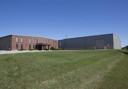 Our 38,000 sq ft Manufacturing Building