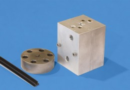 Extrusion Tooling- Die and Vacuum Block